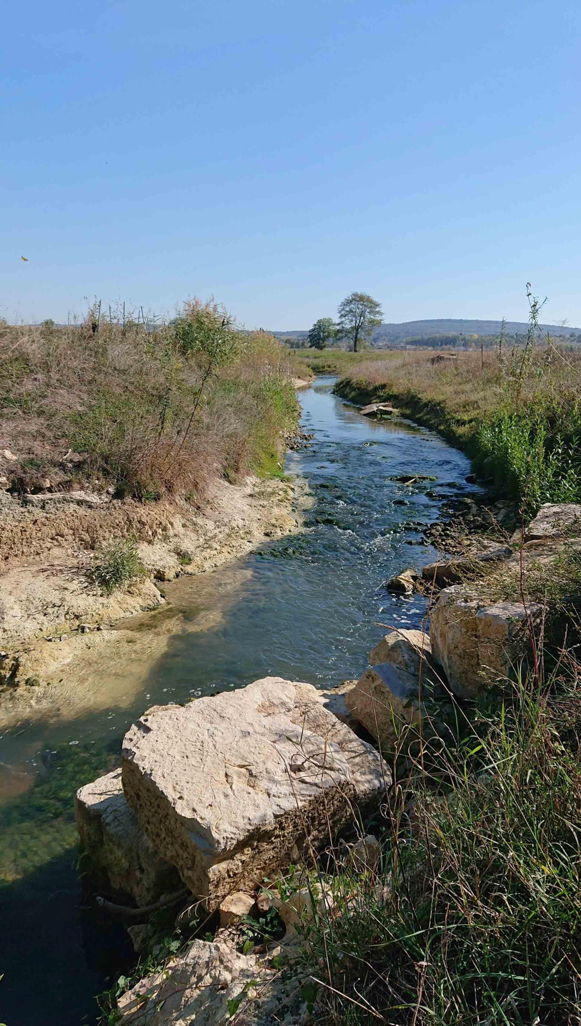 Barrage Jacquot à Bucey-les-Gy
